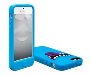 Carcasa iPhone 5 SwitchEasy Monstruo de color azul