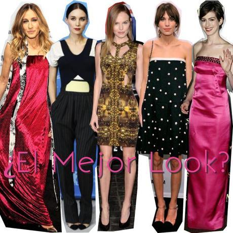 Escoge el Look Fashionisima de la Semana No.7 de 2013