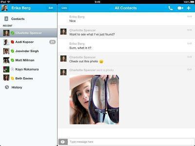Llegan los videomensajes a Skype para iOS y Android