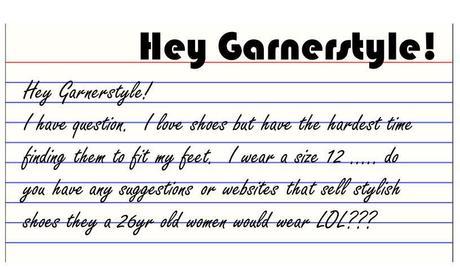 Hey Garnerstyle:  Big Shoes Blues