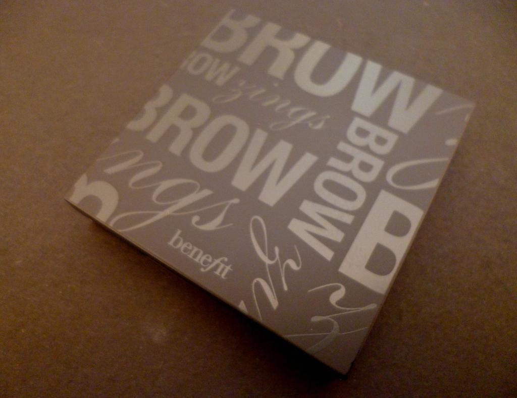 Brow zings de benefit o c mo tener las cejas perfectas paperblog - Hacerse las cejas en casa ...