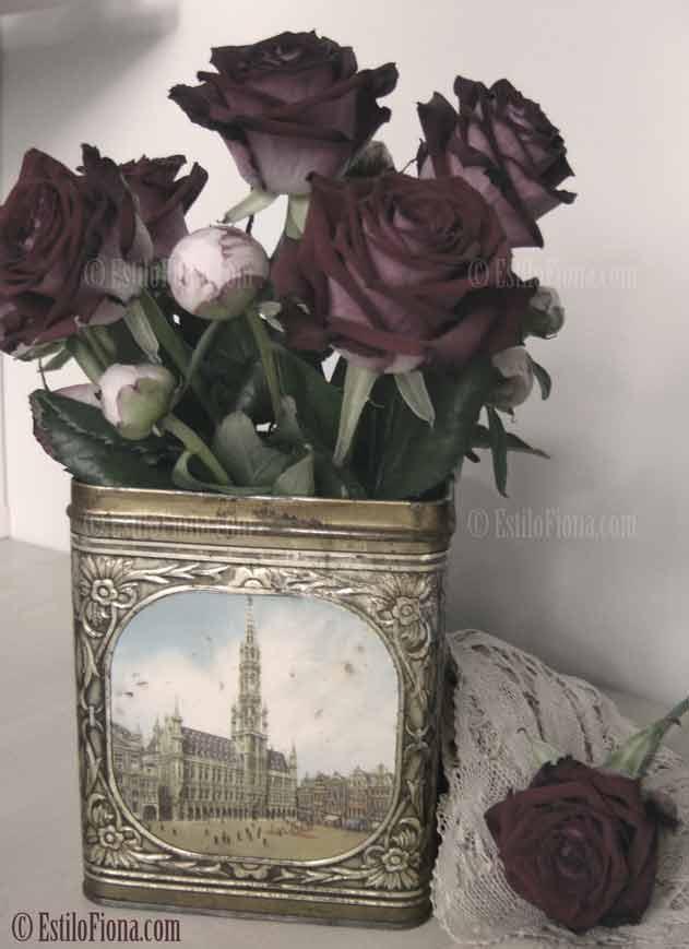 Decorar Tu Casa Con Flores Secas Paperblog - Decorar-con-flores-secas