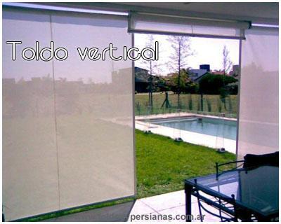 Todo sobre toldos paperblog - Toldos para patios exteriores ...