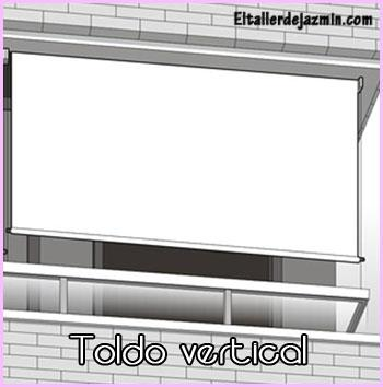 Todo sobre toldos paperblog for Brazos para toldos balcon