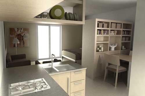 10 ideas para espacios reducidos