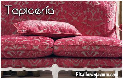 Informe las telas en la decoraci n paperblog - Tela de tapiceria para sillones ...