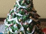 Tarta Árbol navidad