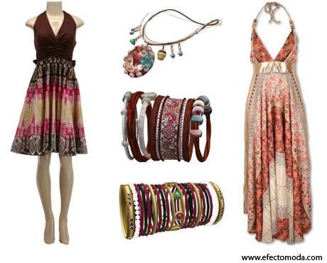 Estilo Etnico Mira Estas Ideas Para Ir A La Moda Etnica