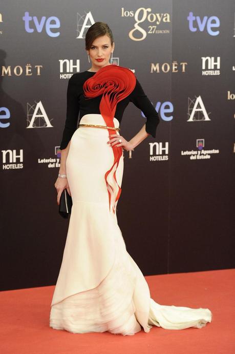 Red Carpet: Goya 2013