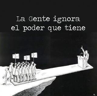El poder de los ciudadanos