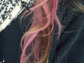 Mechas pintura pastel dye)