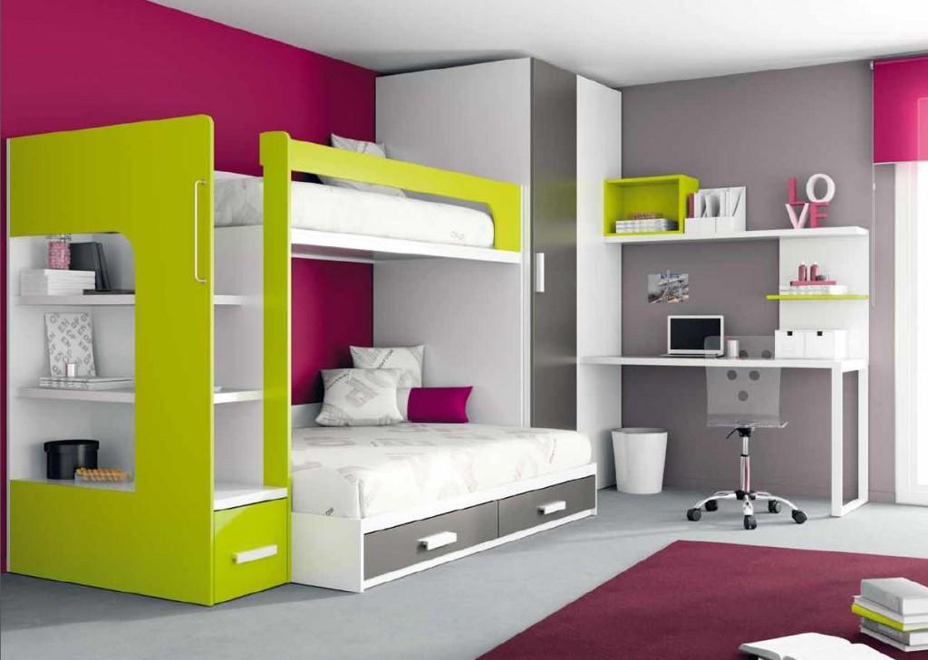 Consejos antes de pintar una habitaci n juvenil infantil for Habitacion completa para adultos barata