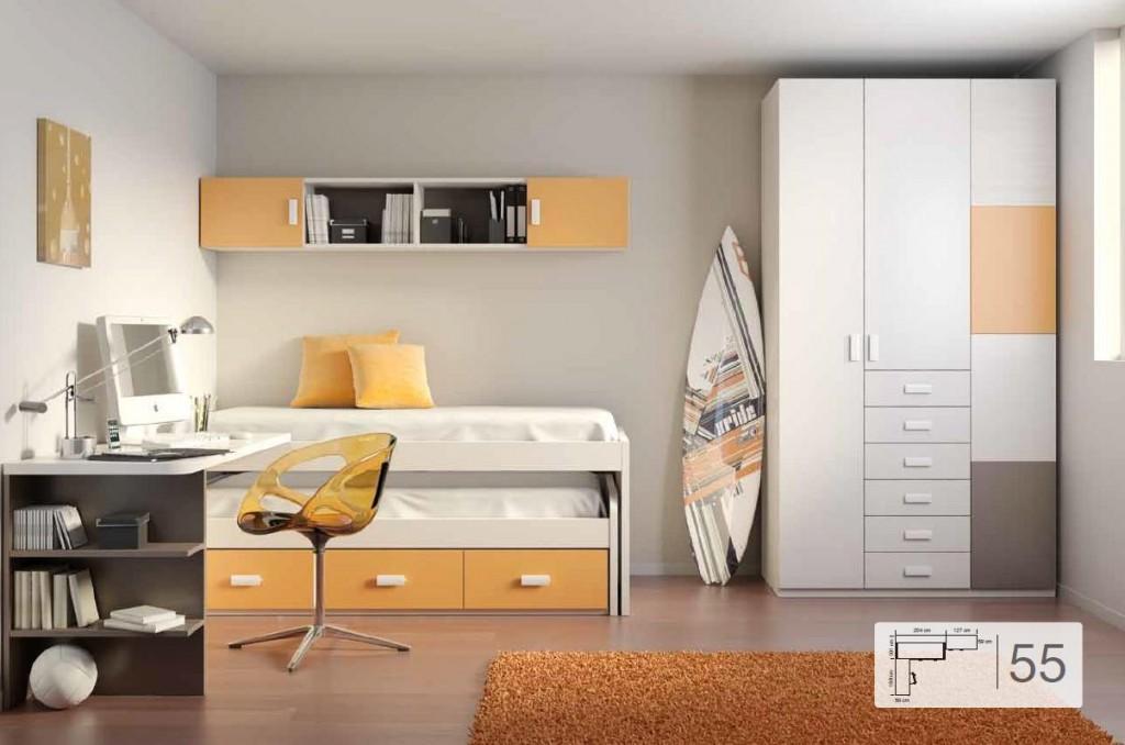 Consejos antes de pintar una habitaci n juvenil infantil - Como pintar dormitorio juvenil ...