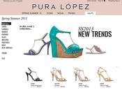 Pura López abre tienda online