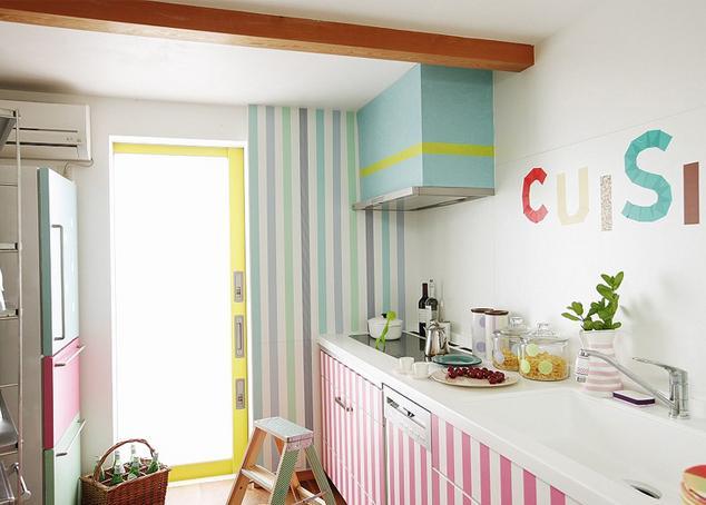 Renueva tu cocina sin hacer obra paperblog - Hacer cocina de obra ...