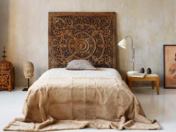 Cabeceros de cama originales paperblog - Cabeceros originales cama matrimonio ...