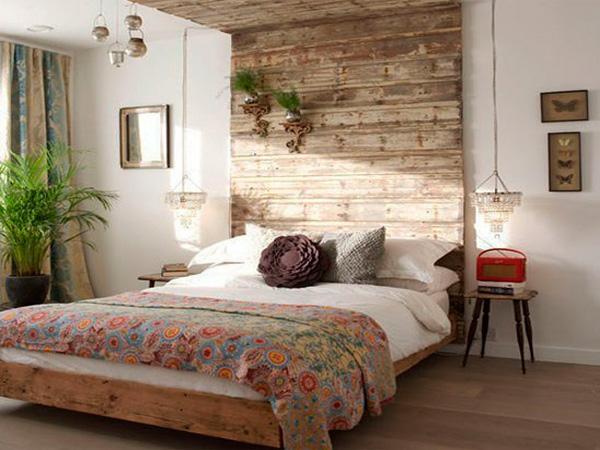 Cabeceros de cama originales paperblog - Do it yourself bedroom decorations ...