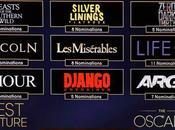 Suspense categorías mejor cinta director Oscar