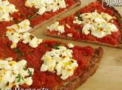 Mizza Margarita (pizza base carne)
