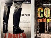 Nueva colección negra Editorial Alianza