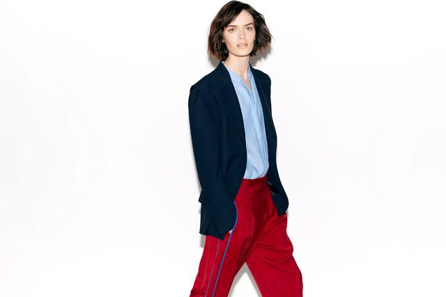 Lookbook Marzo Zara 2.013.