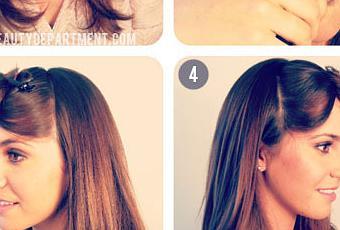 Peinado Vintage Inspirado En Los Anos 50 Paperblog