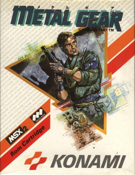metal gear msx2 box europe Entrevista de GulfNews a Hideo Kojima