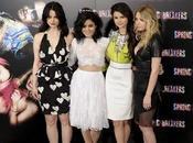 Selena Gómez Vanessa Hudgens estrenan España Spring Breakers