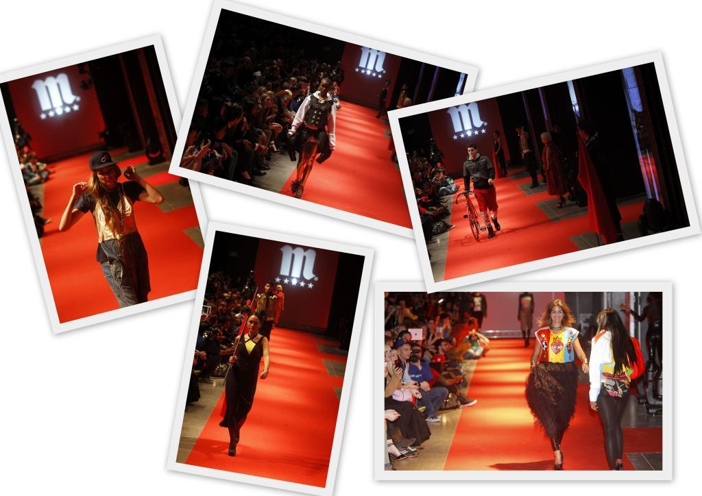 DESFILE MAHOU URBAN COLLECTION¨by BIMBA BOSÉ.-