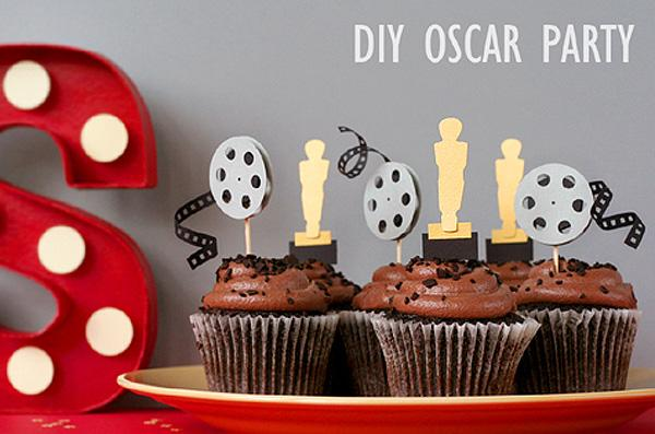 cupcakes   Ideas para hacer una fiesta temática al estilo Hollywood productos fiestas lunares nuestros posts pref L RThPOS