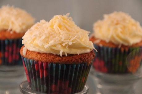 Segundo Premio para Cook the cake y cupcakes de coco (con tutorial) para celebrarlo