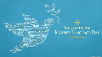 Hoy es el Día Internacional de la Lengua Materna… y del plurilingüismo