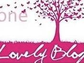 Nominación para Lovely Blog Award