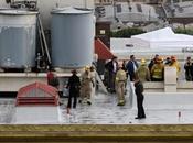 Mácabro hallazgo: cadáver tanque agua hotel