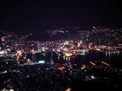 Vistas nocturnas Nagasaki