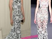 Nina Dobrev Naeem Khan after party Oscars Elton John
