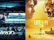 "Ganadores Premios Oscar 2013: ""Life ""Argo"", grandes triunfadoras noche"