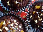 sacherbrownie!!...bocados chocolate orejones albaricoque