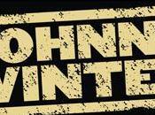 JOHNNY WINTER, Gira Española 2013