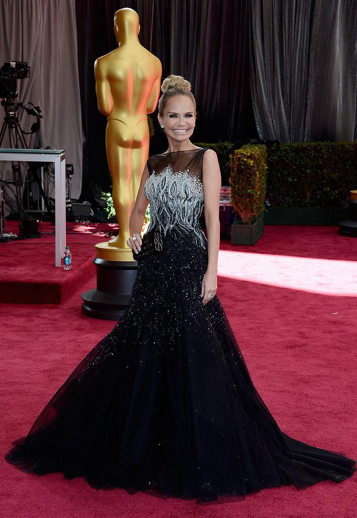 Kristin Chenoweth en un Tony Ward Oscars 2013: Los mejores looks en la alfombra roja de los Oscars 2013