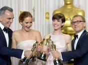 Oscars 2013: Ganadores