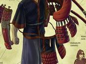 Armaduras Samurai evolución