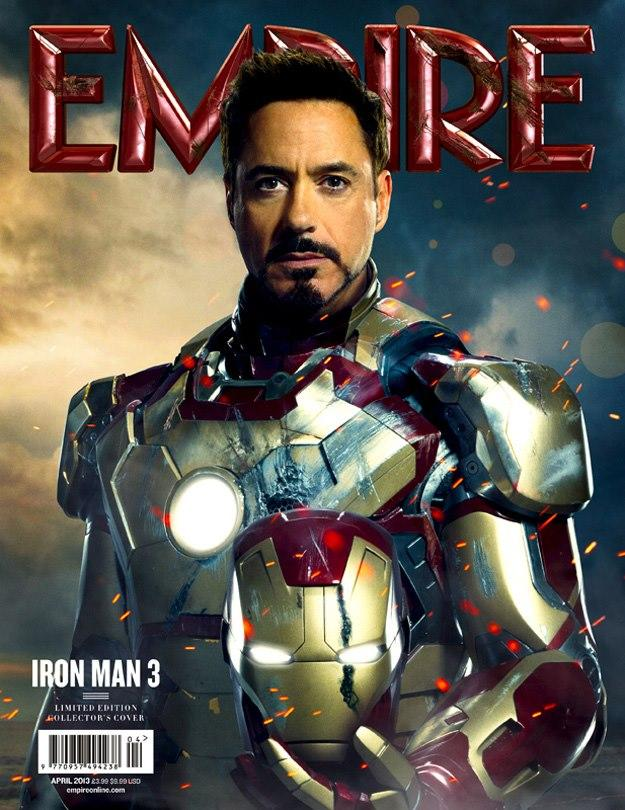 Iron Man 3 en Empire