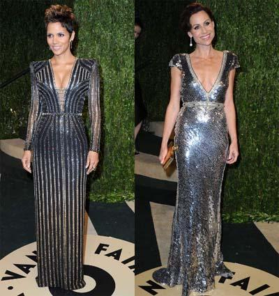 oscars 13 after party halle barry minnie driver Oscars 2013: las fiestas