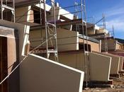 Nuevas imágenes obra complejo residencial viviendas ángeles rafael segovia