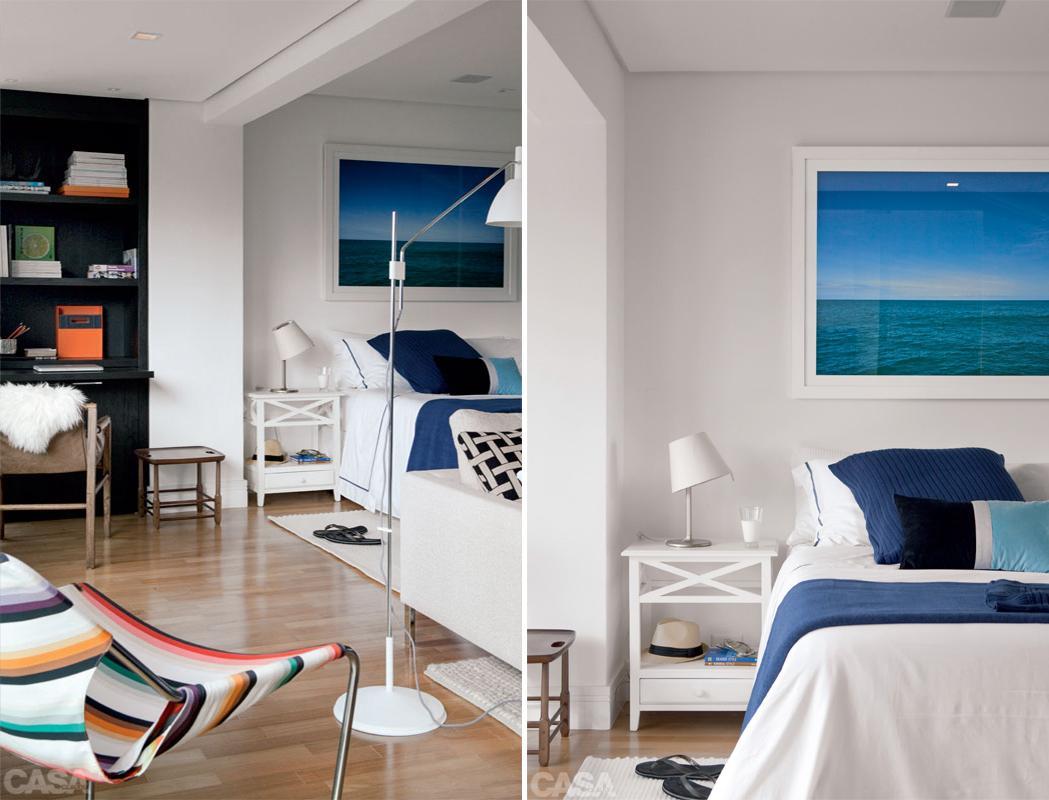 Deco design vivir ampliamente en un piso de 55 m paperblog for Vivir en un piso interior