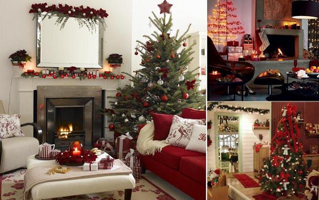 Hoy decoraci n ya llega la navidad paperblog for Decoracion navidena para el hogar