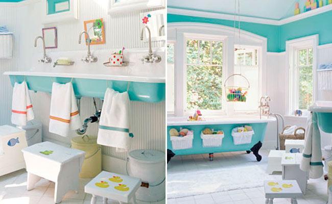 Baño Ninos Decoracion:baños para niños – Paperblog