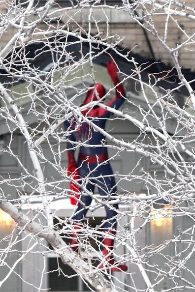 """Primeras imágenes de """"The Amazing Spider-Man 2″"""