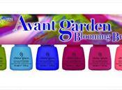 Colección primaveral esmalte uñas china glaze titulo avant garden
